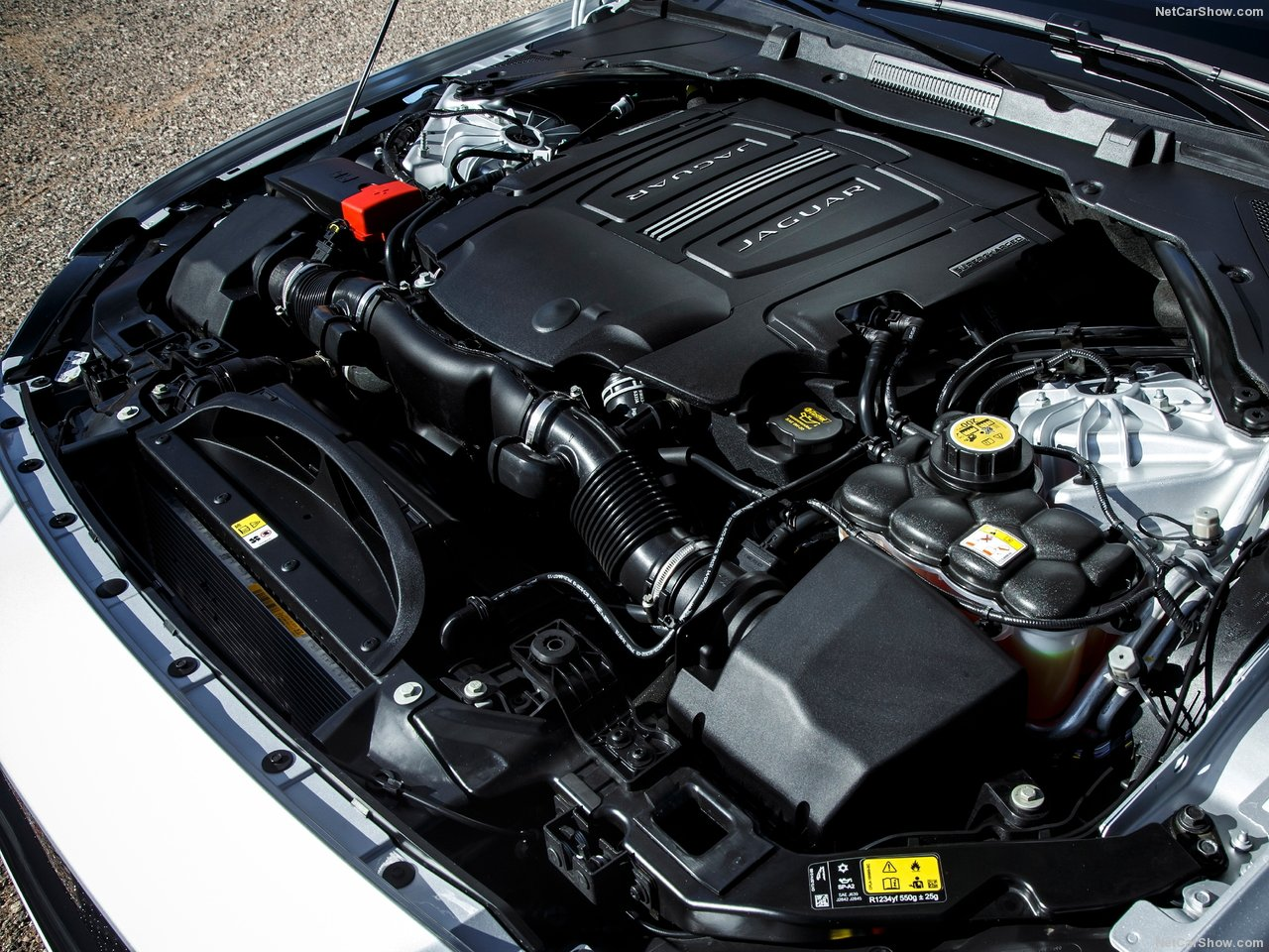 Ягуар XF 2017 — комплектации, цены, фото и характеристики