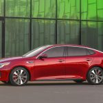 Киа Оптима 2018 в новом кузове, цены, комплектации, фото, видео тест-драйв