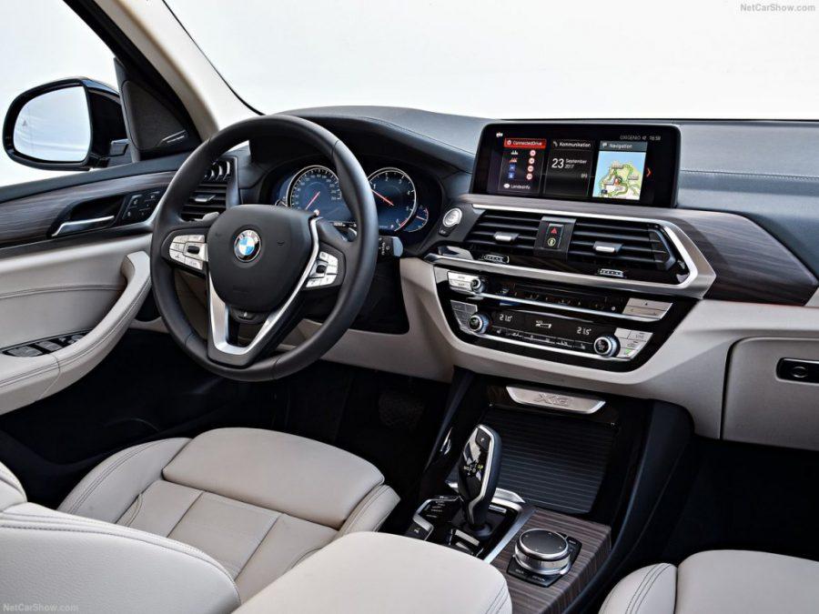 BMW X3 2018: комплектации, цены и фото