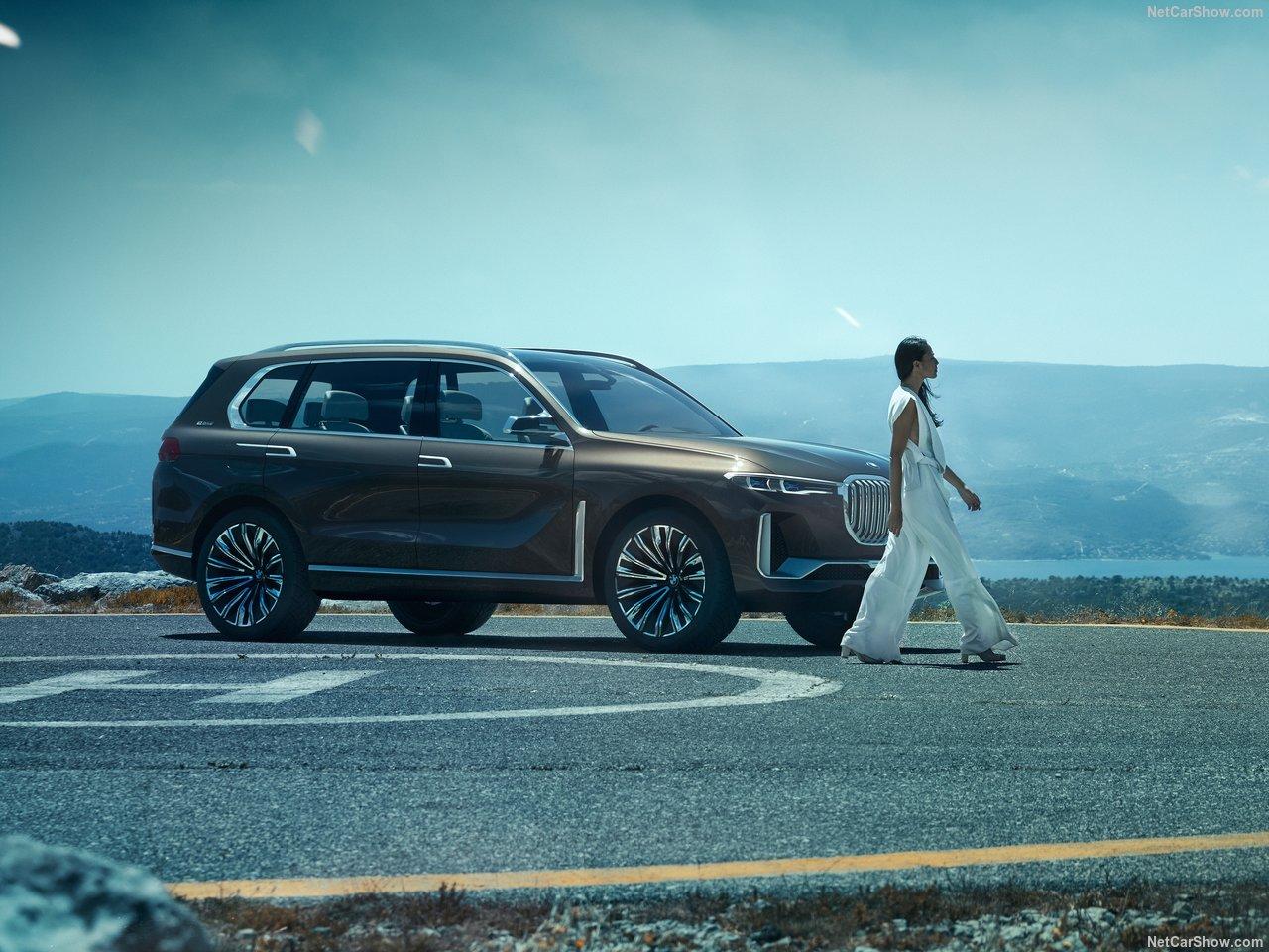 BMW X7 2018 - комплектации, цены, фото и характеристики