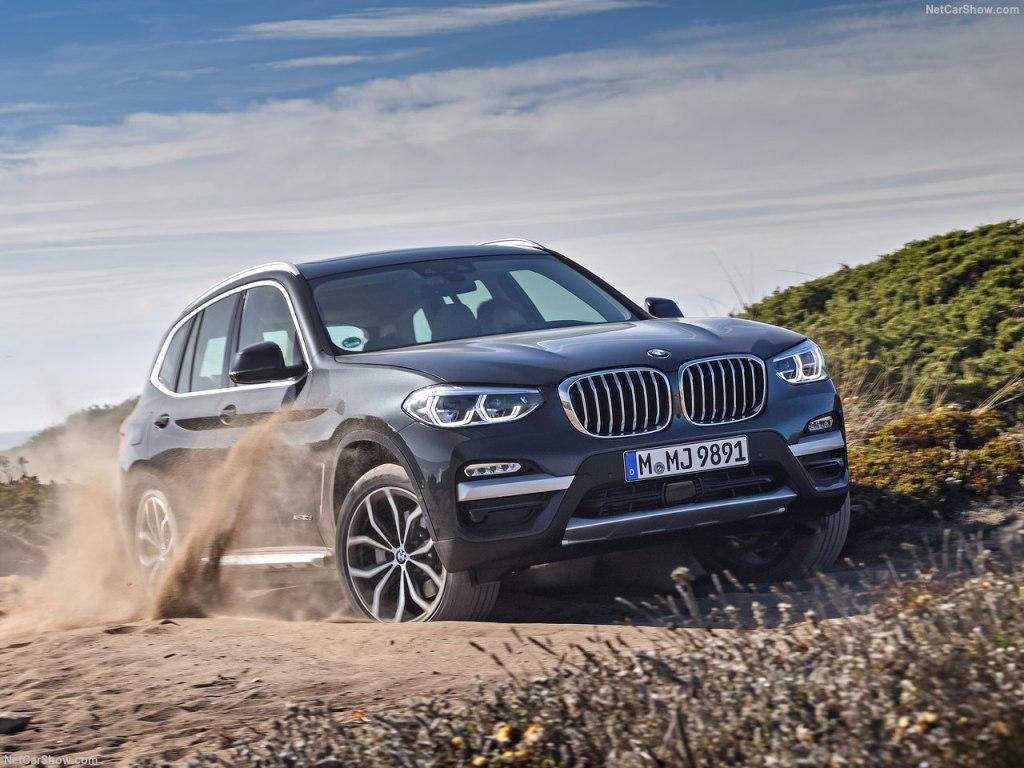 BMW X7 2018 новый кузов цены комплектации фото видео тест-драйв