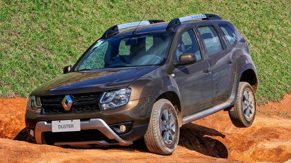 Самые явные недостатки бюджетного Renault Duster