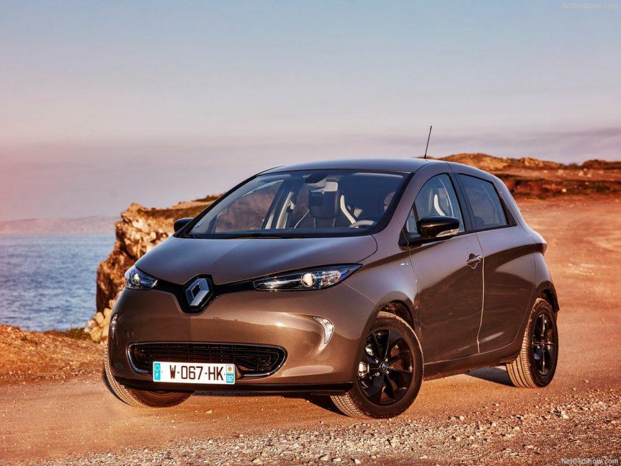 Специальная версия Renault Zoe для почитателей «Звездных войн»