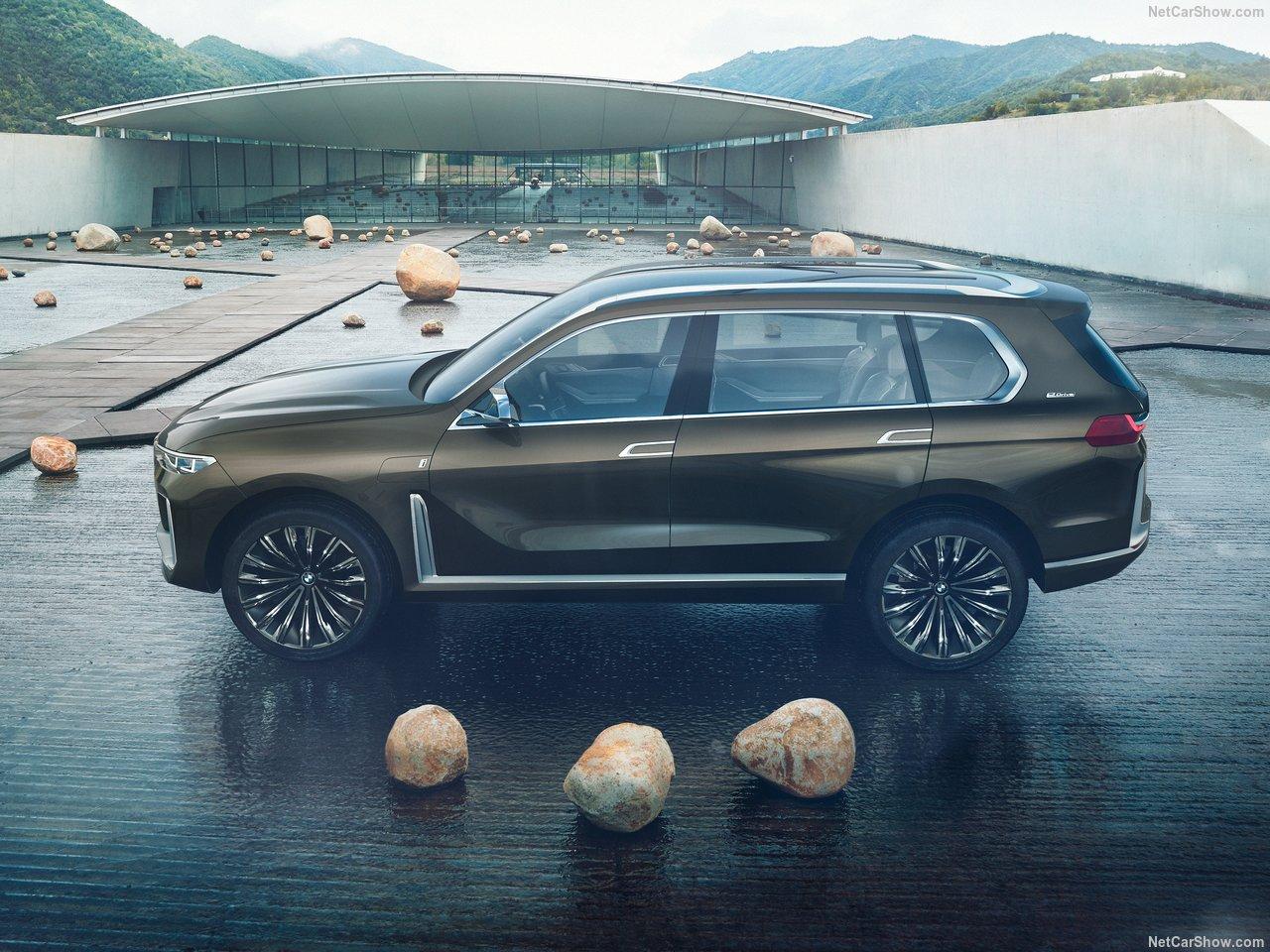 Проводятся тесты BMW X7
