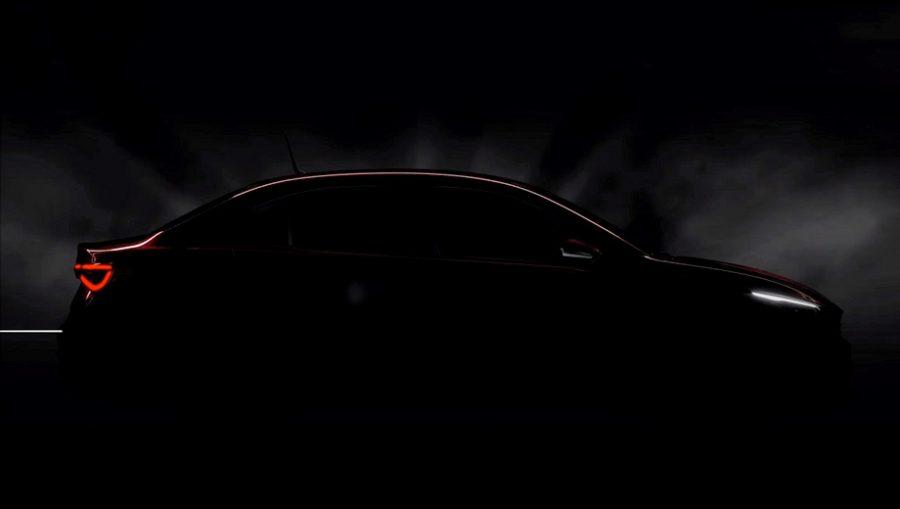 Версия FIAT Cronos от Dodge