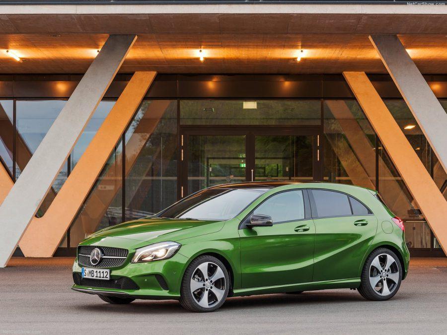 Гибридный кар Mercedes A-Class: отличия нового поколения