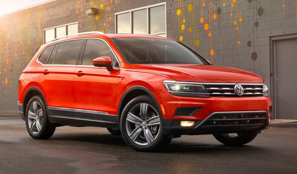 Новинки от немецкого бренда Volkswagen