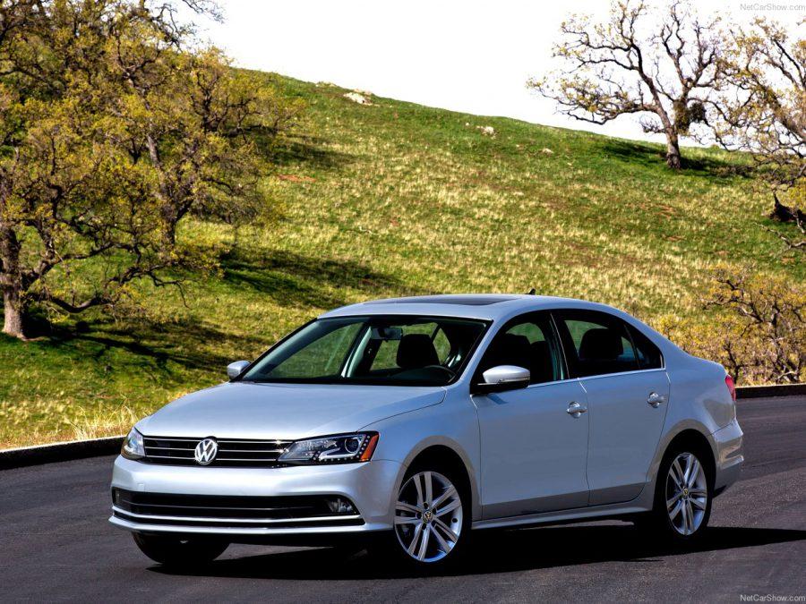Первые снимки обновленного Volkswagen Jetta
