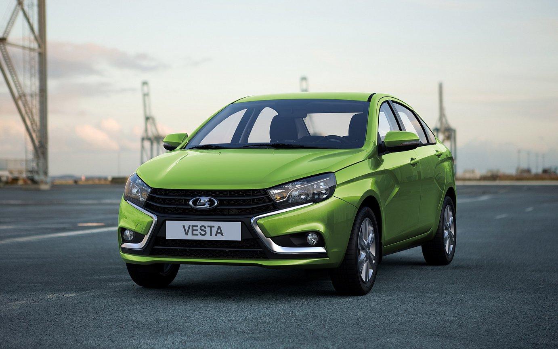 Стали известны подробности относительно новых спортверсий Lada Vesta