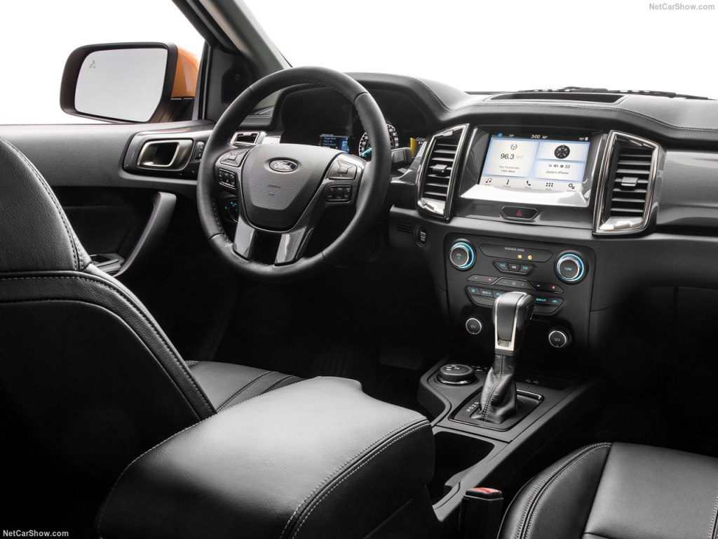 Форд Рейнджер 2018 — комплектации, цены и фото