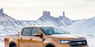 Форд Рейнджер 2018 - комплектации, цены и фото