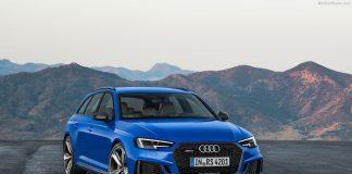 Audi RS4 Avant 2018 - комплектации, цены, фото и характеристики