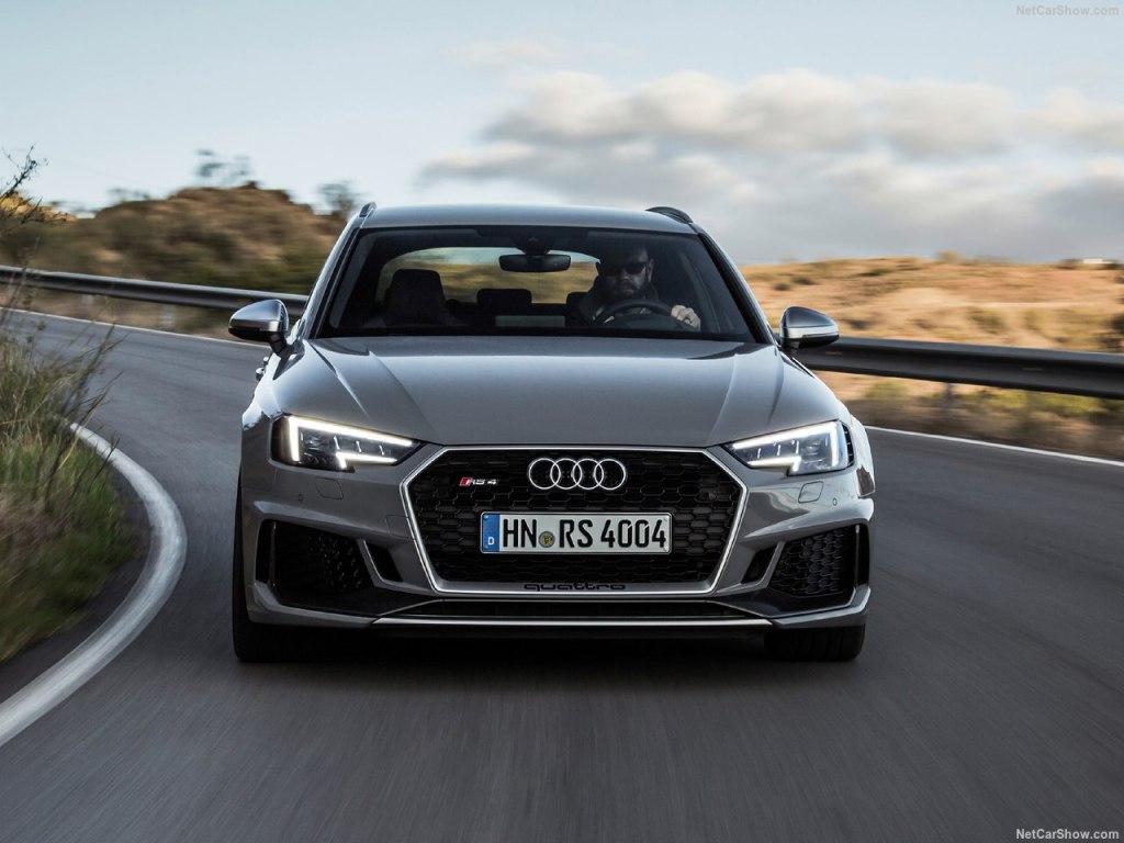 Audi RS4 Avant 2018 — комплектации, цены, фото и характеристики
