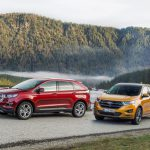 Ford Edge 2018 - комплектации, цены, фото и характеристики