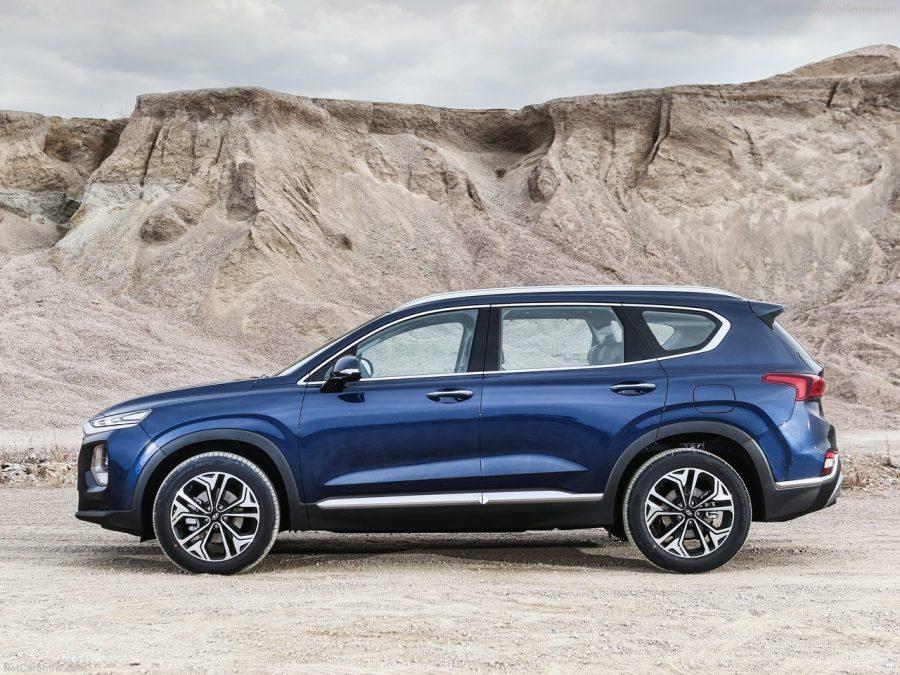 Hyundai Santa Fe 2019 модельного года: цены, комплектации, фото и характеристики