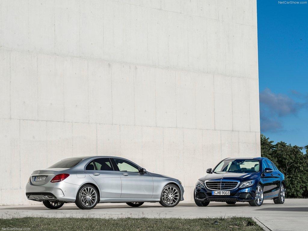 Mercedes-Benz C-Class 2019: комплектации, цены и фото