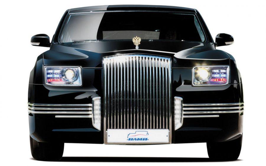Новый автомобиль для президента. В чём его отличие от розничной версии?