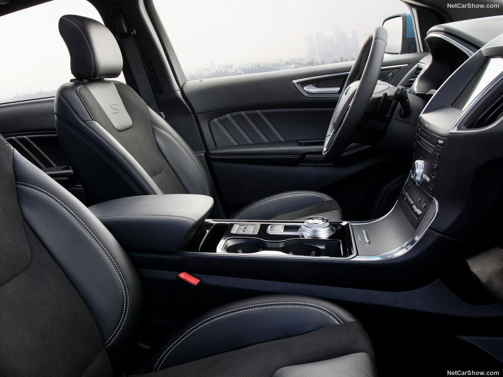 Ford Edge 2019: комплектации, цены и фото