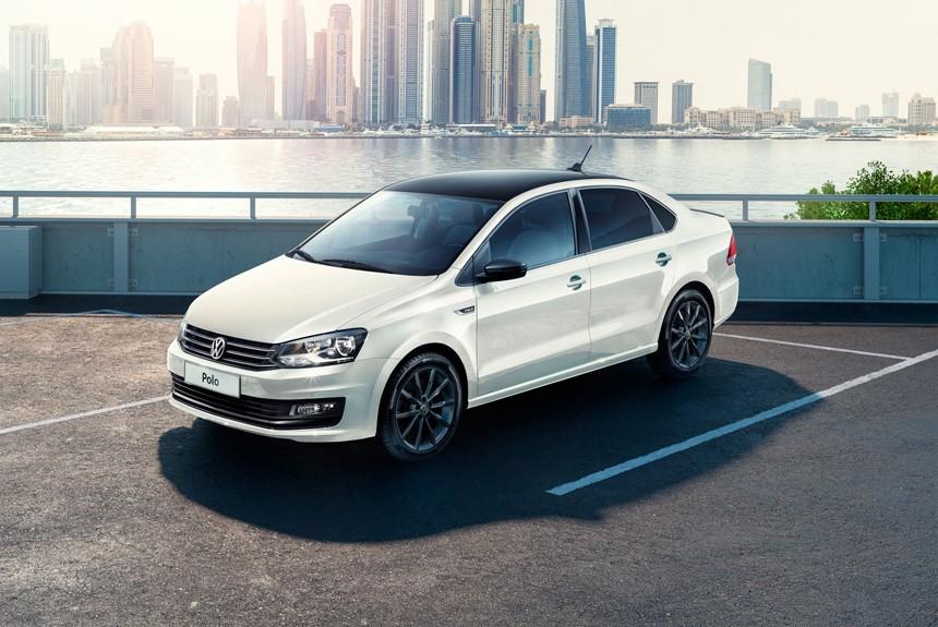 Новинка Volkswagen Polo Drive начала продаваться в Беларуси