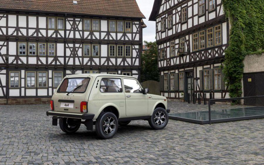 Lada 4×4 признана самым востребованным внедорожником в РФ