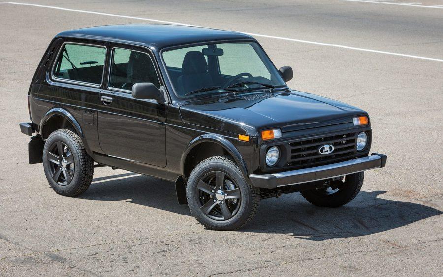Lada 4×4 станет кроссовером, а не внедорожником