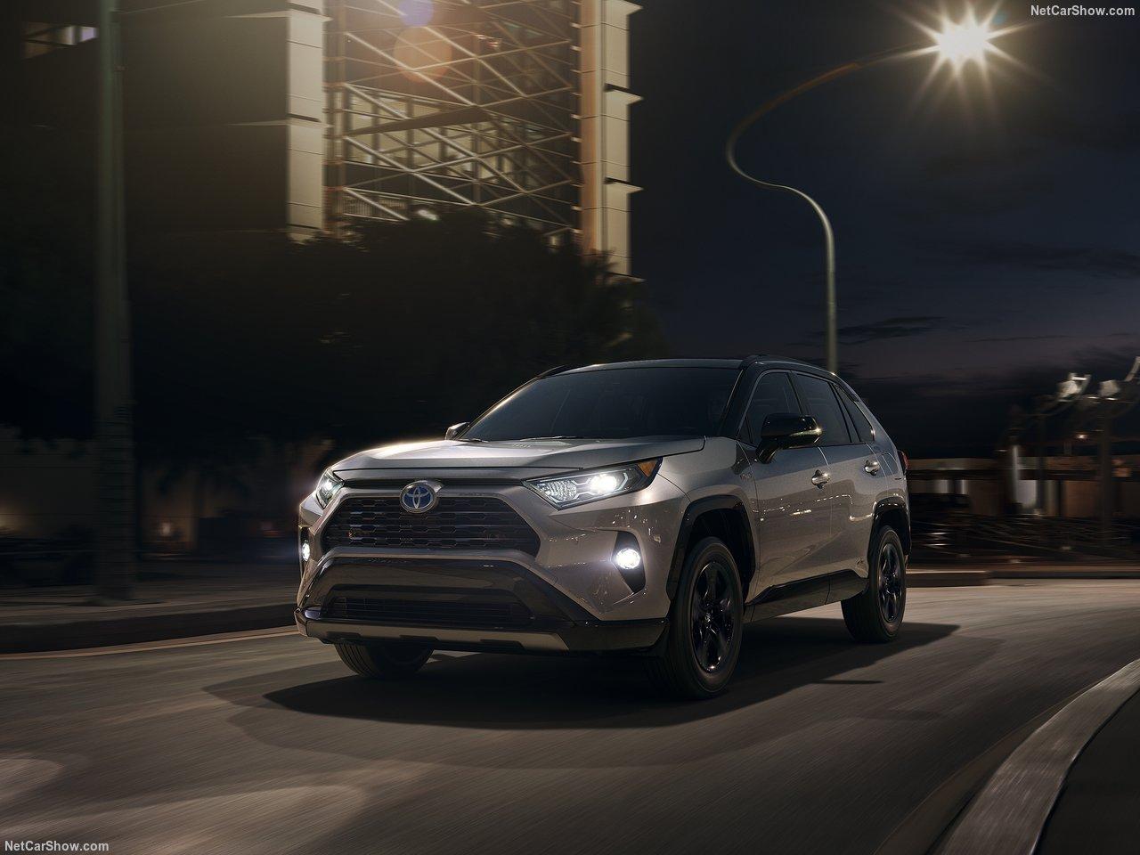 Тойота РАВ 4 2019 модельного года: цены, комплектации, фото и характеристики