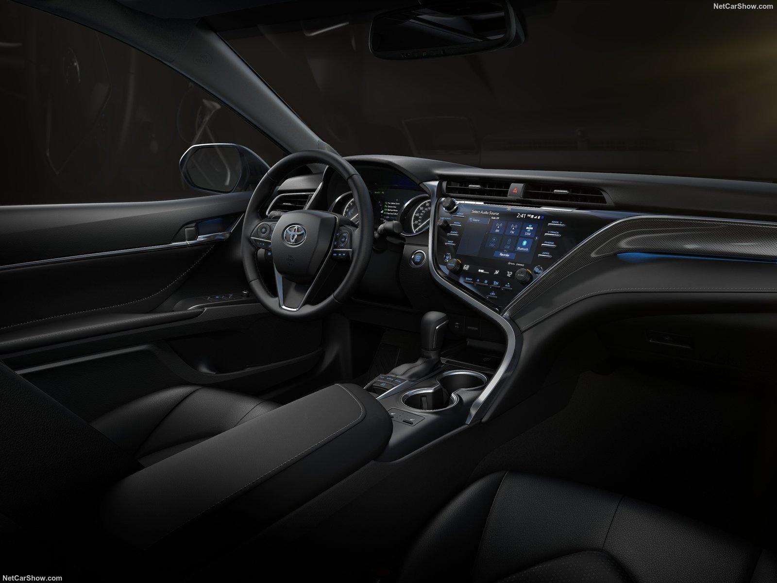 Тойота Камри 2018: российская версия автомобиля