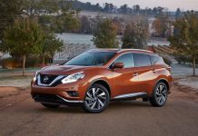 Nissan Murano 2018 - комплектации, цены, фото и характеристики