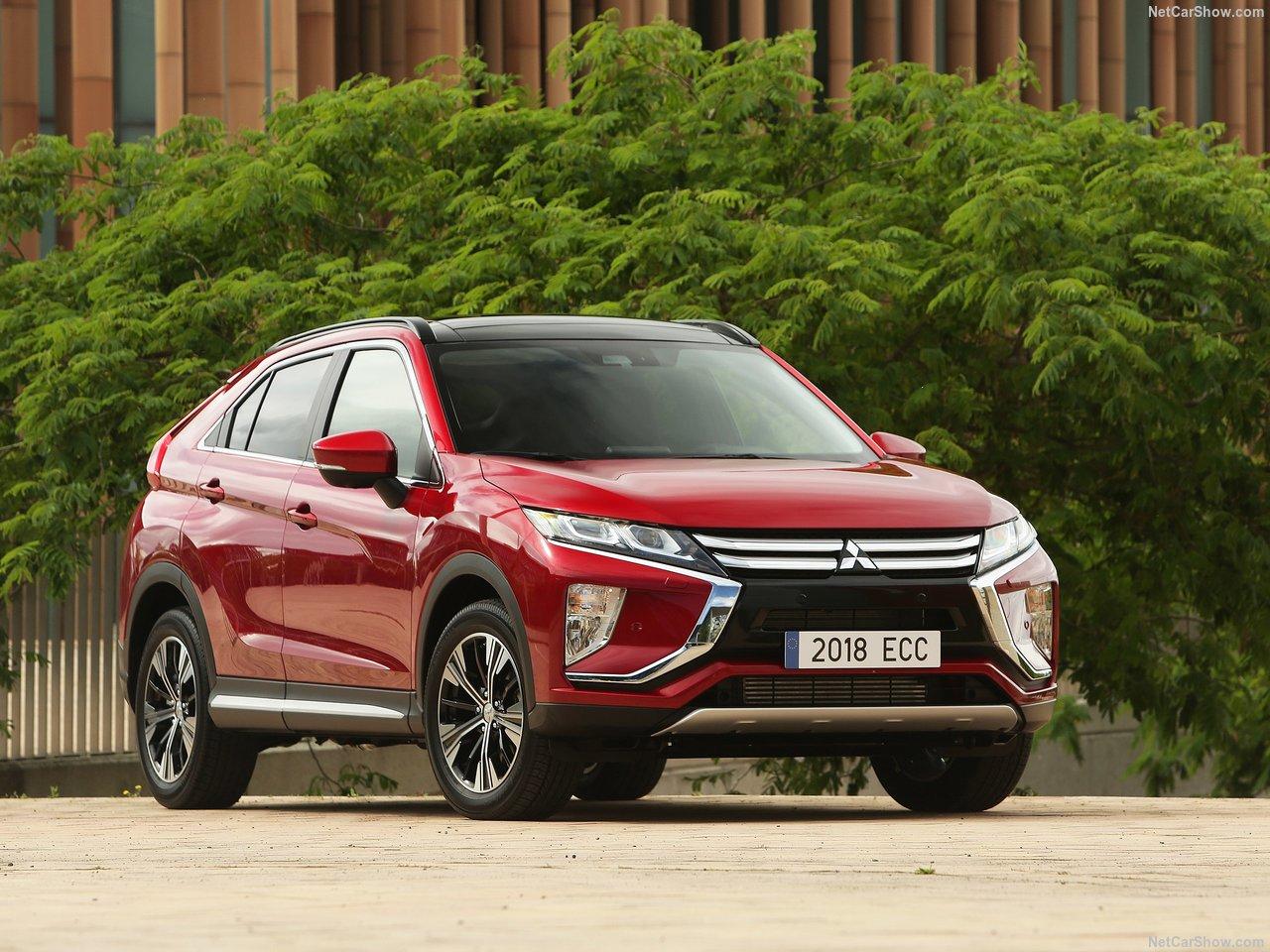 Mitsubishi Eclipse Cross 2018: комплектации, цены и фото