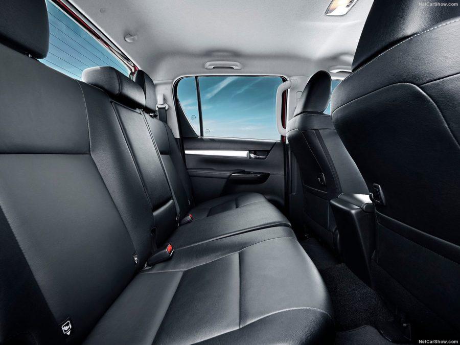 Тойота Хайлюкс 2018: комплектации, цены и фото