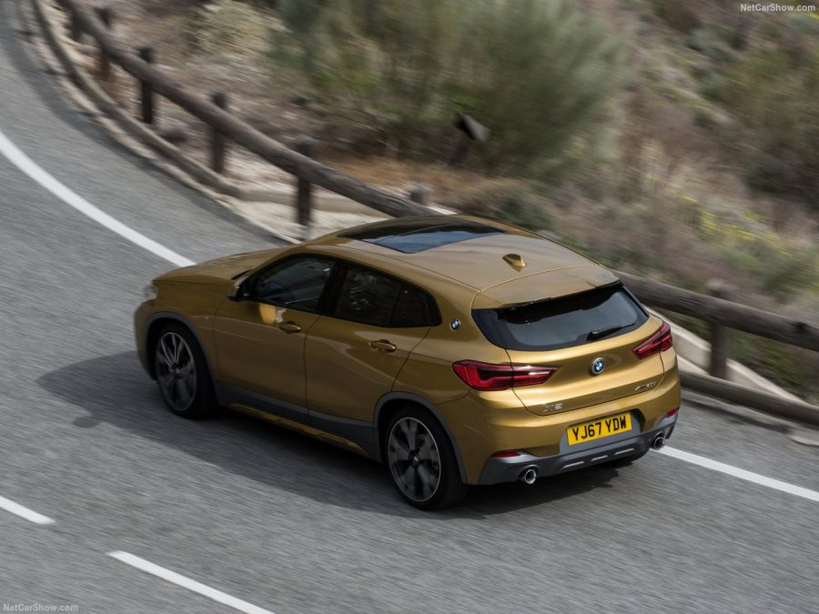 BMW X2 2019 — комплектации, цены, фото и характеристики