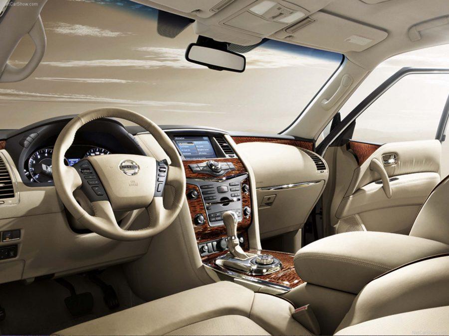 Nissan Patrol 2018 — комплектации, цены, фото и характеристики