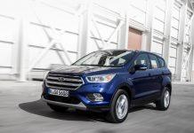 Форд Куга 2018-2019 - комплектации, цены, фото и характеристики