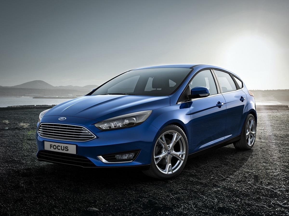 Названа дата выхода Ford Focus