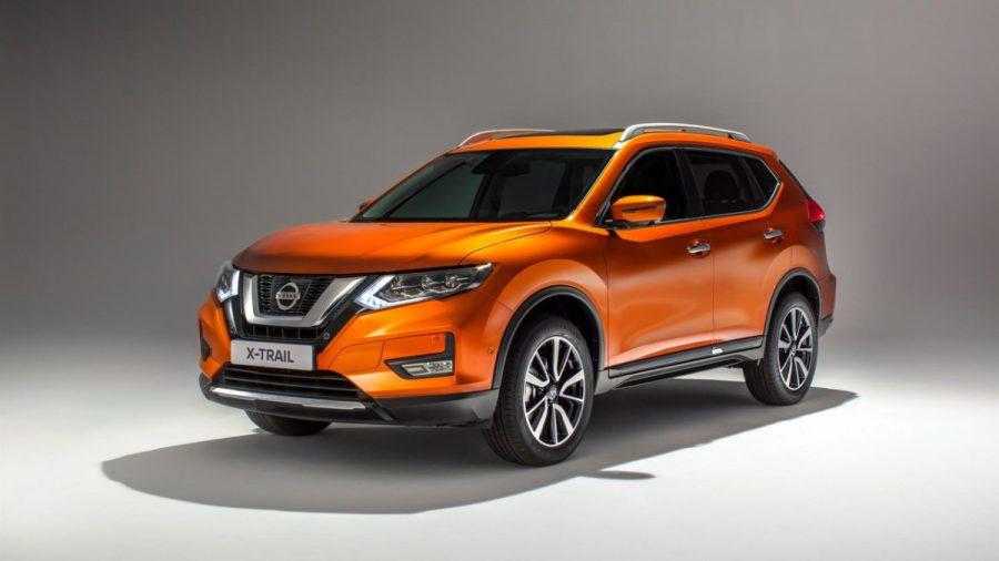 Производитель отзывает автомобили Nissan X-Trail