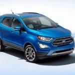 Ford Ecosport 2018 новая модель, кузов, цены, комплектации, фото, видео тест-драйв