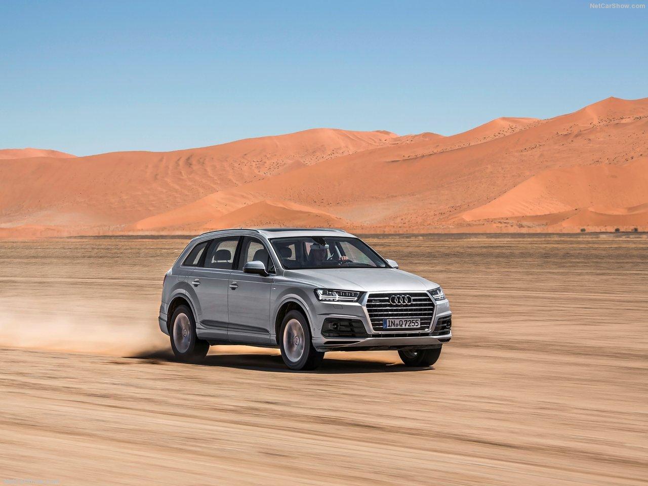 Audi Q7 2018 модельного года: цены, комплектации, фото и характеристики