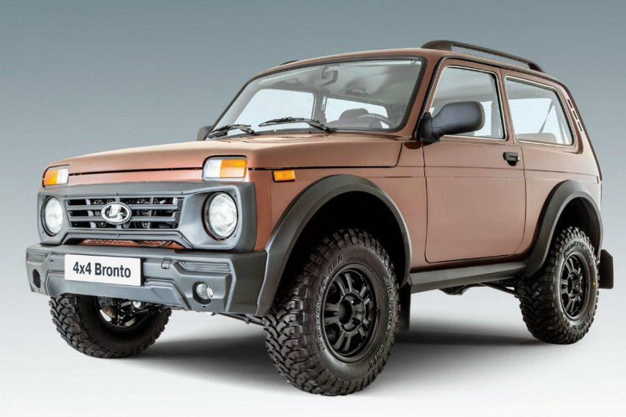Названа самая популярная модель Lada за границей