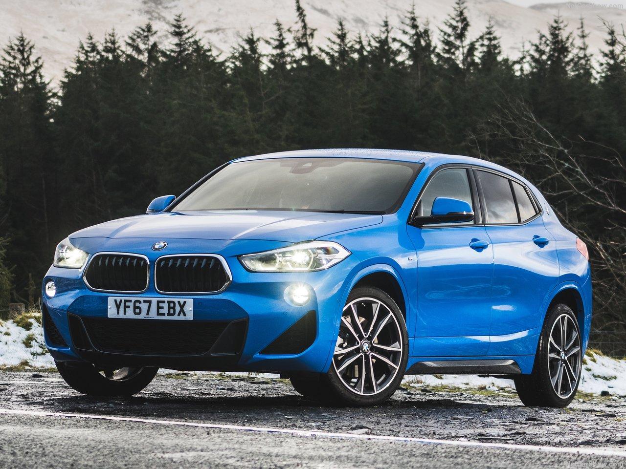 БМВ X2 Concept 2017 - фото и видео тест драйв комплектация характеристики нового BMW