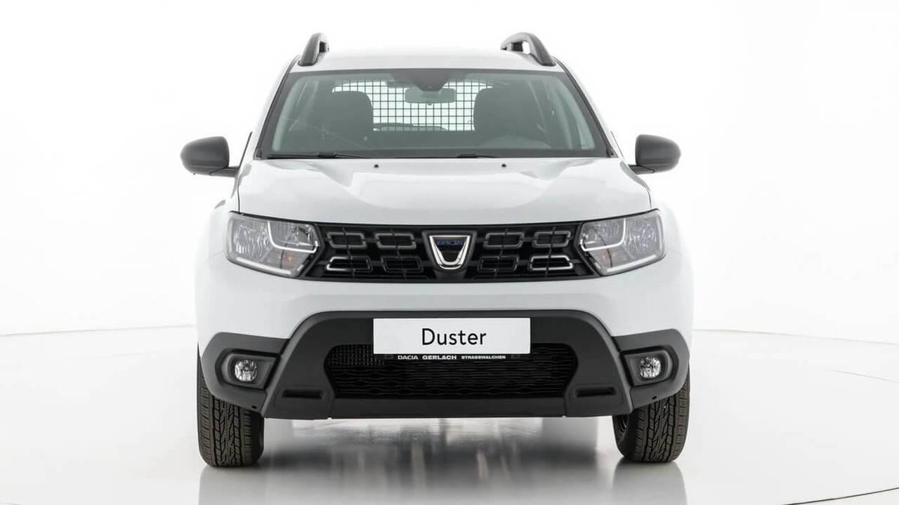 Новая модель Duster – теперь развозной фургон