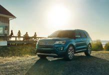 Ford Explorer 2018 модельного года: цены, комплектации, фото и характеристики
