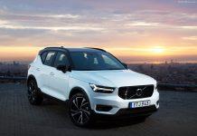 Вольво XC40 2018 - комплектации, цены, фото и характеристики