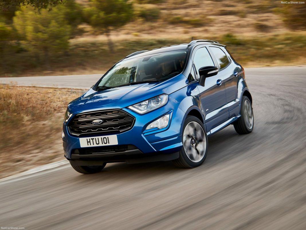 Форд Экоспорт 2019 - комплектации, цены, фото и характеристики