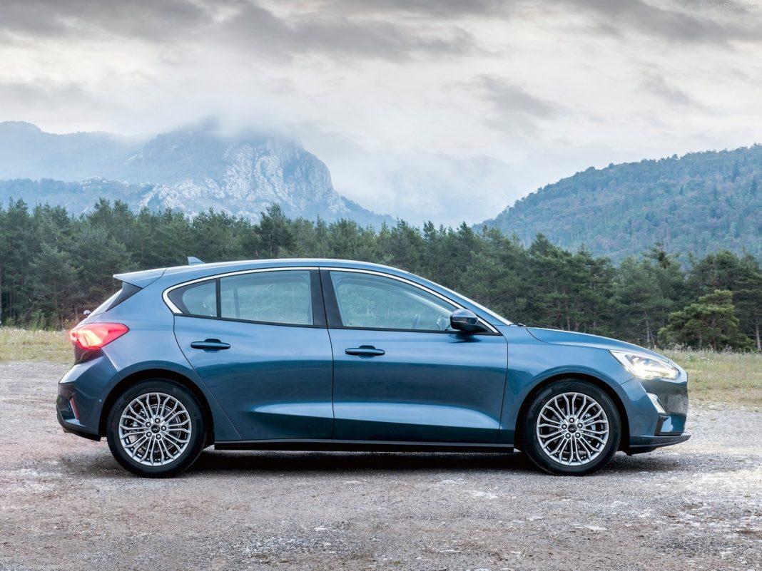 Ford Focus 2019. Подробности и детали за неделю до презентации.