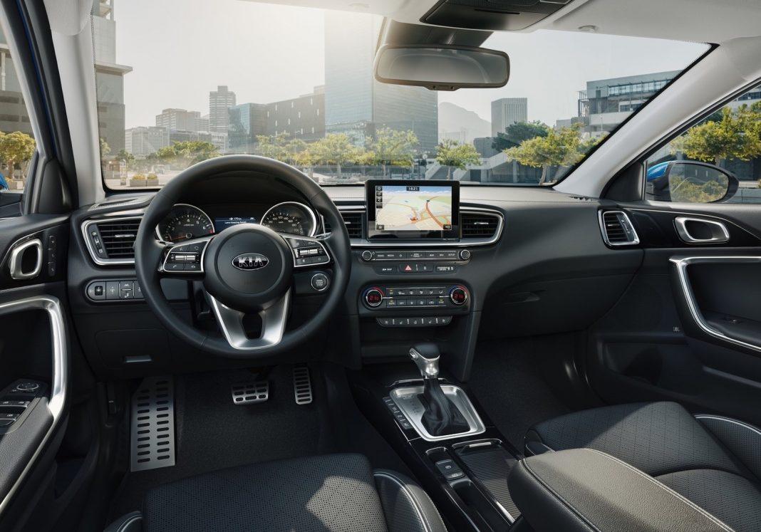 Киа Сид СВ 2019 новый кузов, комплектации, цены, фото, видео теста