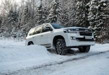 Новый Тойота Ленд Крузер 2019 - мощный премиальный внедорожник