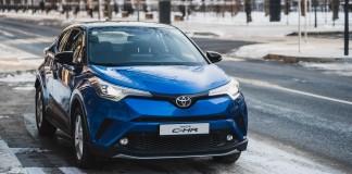 Тойота С-НР 2019 – технологичный паркетник в оригинальном кузове