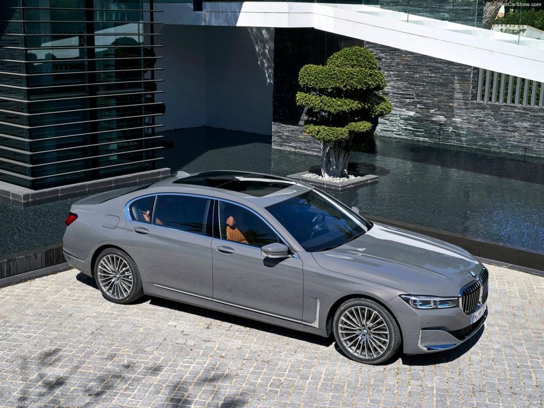 БМВ 7 (BMW 7) 2019 года новая модель: фото, цена, характеристики