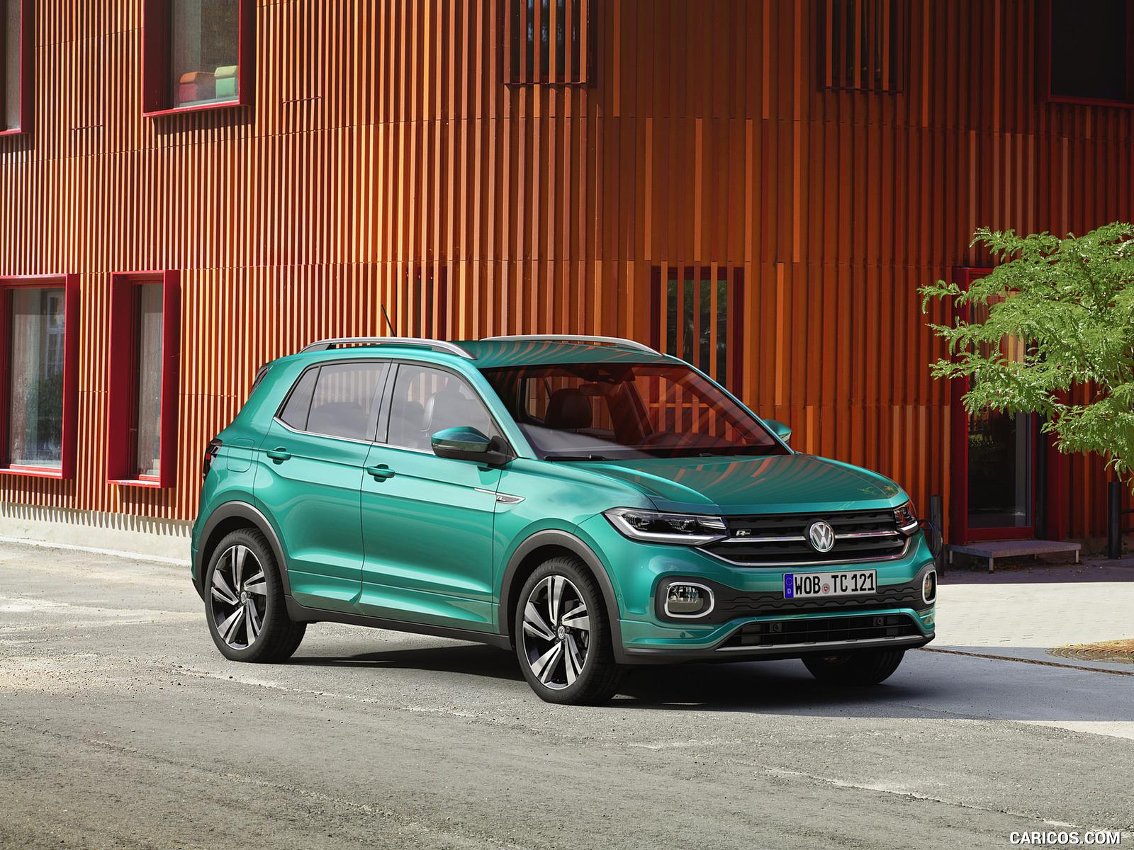 Volkswagen T-Cross 2019. Новый Фольксваген Ти-кросс 2019-2020: фото, видео, двигатели, характеристики, описание, цены, тест-драйвы