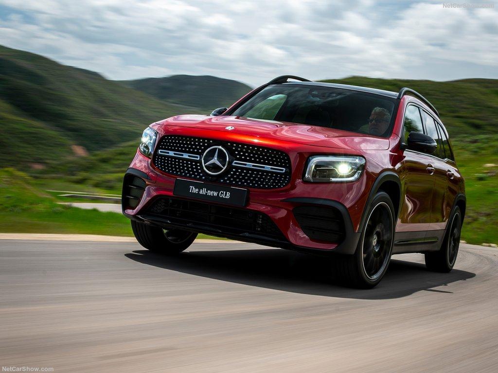 Mercedes GLB 2020: характеристики, цена, фото и видео-обзор